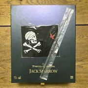 Hot Toys 1/6 Figure Dx06 Pirates Of The Caribbean Jack Sparrow Accessories 3