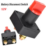 Battery Disconnect Kill Selector Switch 60v 100a Master Disconnect Rotary Cut Of