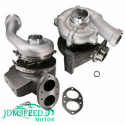 High And Low Pressure Turbo Charger For 2008-10 F350 450 550 Powerstroke Diesel