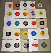 Oldies 50s 60s 45 Record Collection Lot Elvis Presley Monkees Beatles Gary Lewis