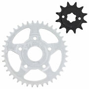 Niche 520 Pitch Front 12t Rear 40t Drive Sprocket Kit For Honda Atc200x