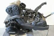 Ducati Streetfighter 848 12-14 Engine Motor And Components Video Guaranteed