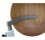 1 - 1/2 Outboard Curved Bowl Rest Post Oneway 1 Each 3039