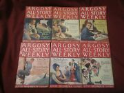 Ship Of Ishtar By A. Merritt Serialized In Argosy All-story Weekly 1924 6 Parts