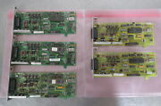 T175212 Lot 5 Hp 18594-60070 Rev A + C Tray Controller Cards