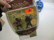 The Chronicles Of Narnia - Otmin's Army Action Figures Nib