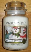 Yankee Candle - 3 My Favorite Things Candles - Snowman Sleigh Bells Dream