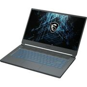 Msi Stealth 15 15.6 Gaming Laptop Intel Core I7-1185g7 16gb Ram 512gb Ssd Carbo