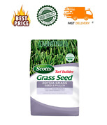 Scotts Turf Builder Grass Seed Zoysia Grass Seed And Mulch 5 Lb. - Full Sun And