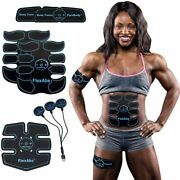 Flextone Abs Stimulator - Fda 510k Cleared - Six Pack Ab Muscle Toner For...