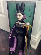 Disney Limited Edition Maleficent Villains Designer Collection Doll