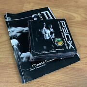 P90x Extreme Home Fitness Dvd With Book And Quick Start Guide