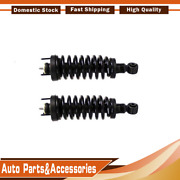 Monroe 2x Front Shocks And Struts Kit Set For 2009-2011 Lincoln Town Car