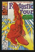 Fantastic Four 1961 353 Nm- 9.2 1st Appearance Mr. Mobius