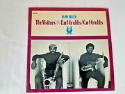 The Visitors In My Youth Vinyl Lp Earl And Carl Grubbs Muse 5024 Jazz 1970s
