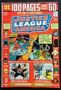 Dc 100 Page Super Spectacular 1974 42 Justice League Of America 111 Vf+ Dc-42