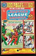 Dc 100 Page Super Spectacular 1975 113 Justice League Of America 115 Vf Dc-113