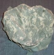 Ach Army Combat Helmet Cover Acu Digital Ucp Authorized Cif Issue Large / Xl