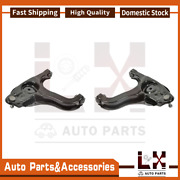 Moog 2pcs Front Lower Control Arm And Ball Joint For 1994-1999 Dodge Ram 2500 Bs11