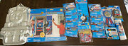 Thomas The Train Birthday Party Game Cake Pan Candle Favors Loot Bags Confetti +