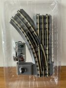 Rail King By Mth Operating O-31 Left Hand Switch O Scale