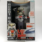 Lost In Space B-9 Robot 7 Large Action Figure 1997 Trendmasters New Sealed