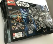 Lego Star Wars Millennium Falcon 7965-complete With Instructions