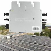 Micro Inverter Solar Power Photovoltaic Power Generation System Wvc-600 Stable