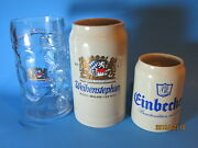 Imported Beer Mugs And Steins New From Around The World - Germany And Czech