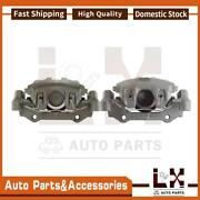 Centric Parts Disc Brake Caliper Front Left Front Right Set Of 2 Fits 850 Volvo