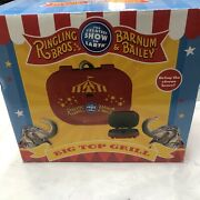 Ringling Bros. And Barnum And Bailey Grill Nonstick Metal Grilling Sandwiches