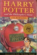 Harry Potter And The Philosopherand039s Stone By J. K. Rowling 1997 Paperback