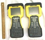 Tds Ranger Lot Of 2 Survey Data Collector Tested Working Free Shipping