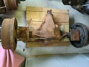 Trackless Rear Axle Used Mt4 Mt5