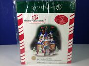 Dept 56 North Pole Village Alfieand039s Toy School For Elves 56.56894 Brand New