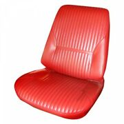 Pui 69cs30u Seats Interior Front And Back Chevrolet 1969 Chevelle