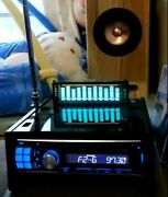 Spectrum Music Indicator Level Meter With Led Fluorescent Display For Amplifiers