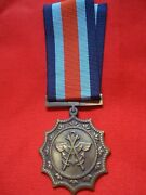 South Africa African Full Size Merit Medal Numbered