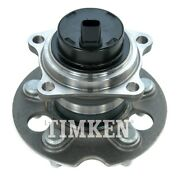 Wheel Bearing And Hub Assembly-fwd, 4-wheel Abs Rear Fits 1996 Toyota Rav4