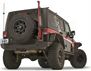 Spare Tire Carrier For 2007-2014 Jeep Wrangler 2008 2009 2010 2011 2012 Warn