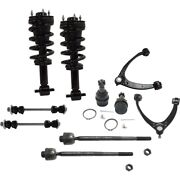 Control Arm Suspension Kit Set Of 10 Front Left-and-right For Chevy Lh And Rh Gmc