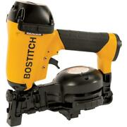 Bostitch Rn46-1 Industrial Coil Roofing Nailer
