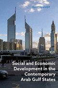 Martin Hvidt-social And Economic Development In The Contemporary Arab G Book New