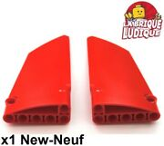 Lego Technic - Pair Panel Fairing 17 + 18 Large Red/red 64392 64682 New