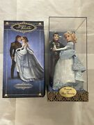 Disney Fairytale Collection Cinderella And Charming Dolls Le 6000 Low68