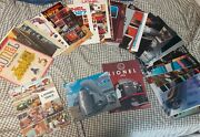 Lot Of Vintage Lionel Train Catalogs 1962, 1965-1996, Every Year, 45 Total