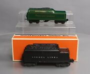 Lionel And Other Vintage O Assorted Lionel Lines And Crescent Limited Tenders [2]