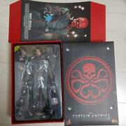 Hot Toys Mms167 Masterpiece Captain America First Avenger Red Skull 1/6 Figure
