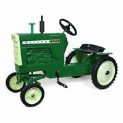 New Oliver 1955 Wide Front Pedal Tractor W/fenders By Scale Models Nib