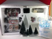 Dept 56 Cic Christmas In The City Scottie's Toy Shop Gift Set 58871 See Desrip